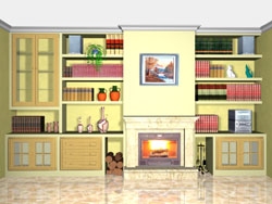 Decopladur Muebles De Pladur Decoracion - Muebles-de-mamposteria-de-salon
